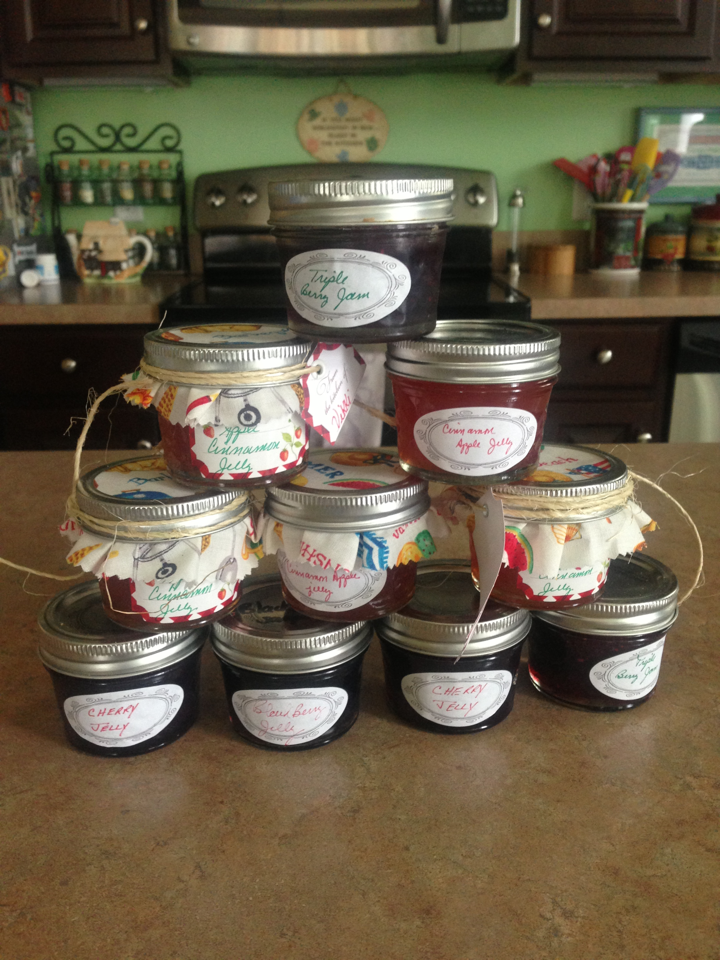 Vikki's Homemade Jellys and Treats  – Glen Allen,Va