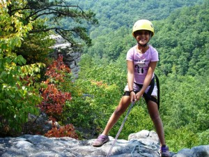Hang On Tight! Ten Rock Climbing, Bouldering and Rappelling Spots