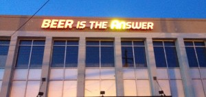 The Answer Brewpub opens Sept 2