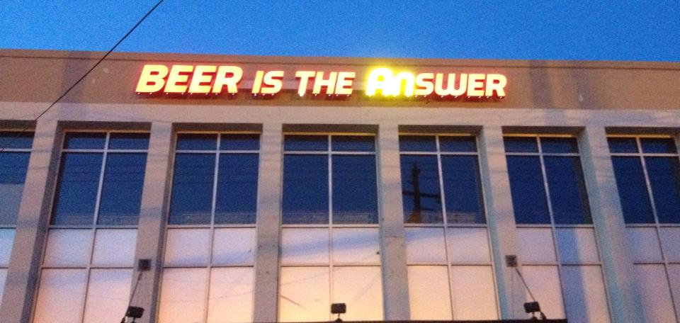 Read more about the article The Answer Brewpub opens Sept 2