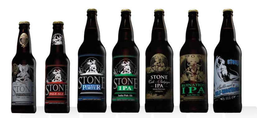 Stone Brewing's Tale of Three Cities (edit now two)