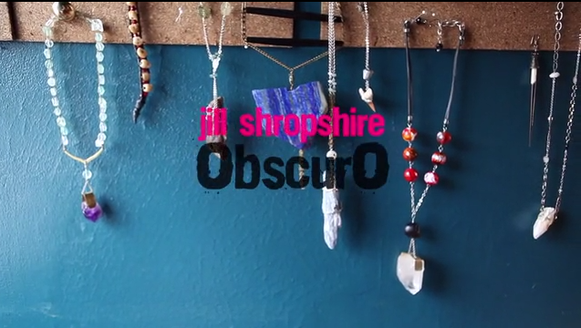 ObscurO Jewelry – Spotlight on Richmond Art Jewelry