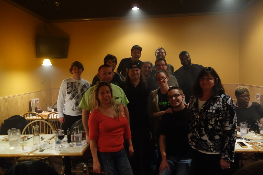 Voltage Vapin's Employee Appreciation Dinner!!!