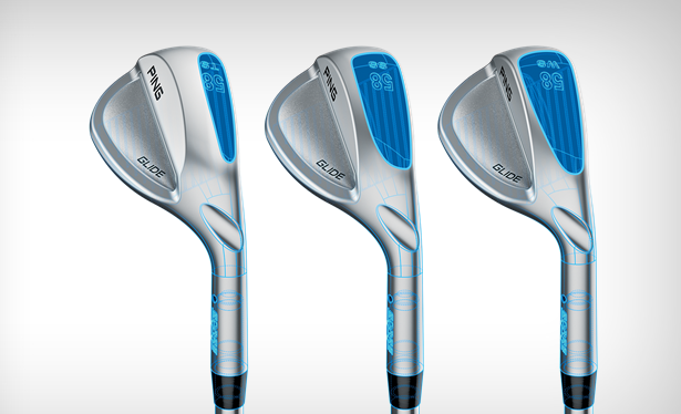 """Some informative information on the new Ping Glide Wedges and """"Bounce Width"""""""