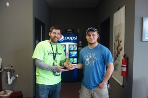 The Mile High Drip Winner for this week @ Voltage Vapin'