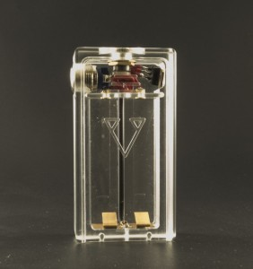 Read more about the article New Mod in stock at Voltage Vapin'!!! – Clear Unregulated Box Mod!!!