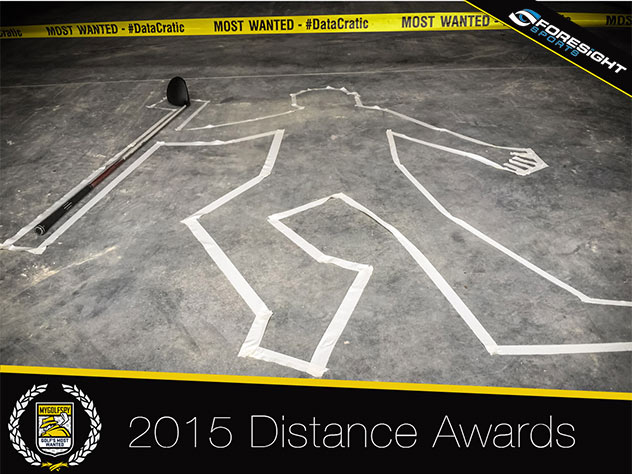2015 Mygolfspy driver distance awards – great unbiased driver data!