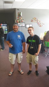 Read more about the article Another Mile High Drip Winner @ Voltage Vapin'