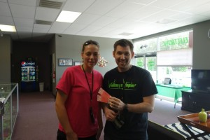 Congratulations to the winner of the Wailer and Rusted Root tickets giveaway at Voltage Vapin'!!