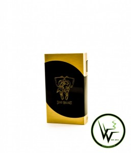 New item in stock at Voltage Vapin'!! The Dos Equis Box Mod!!