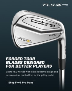 Cobra Fly Z Pro Forged Irons – Great Forgiving yet Progressive Forging