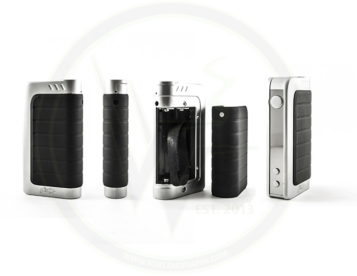 Back in stock at Voltage Vapin'!! The IPV 4 Temperature Control Box Mod! Come by and check them out!