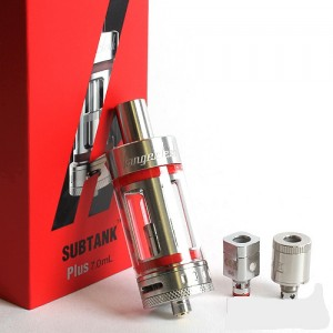 Drawing to win a FREE Subtank Plus by Kanger