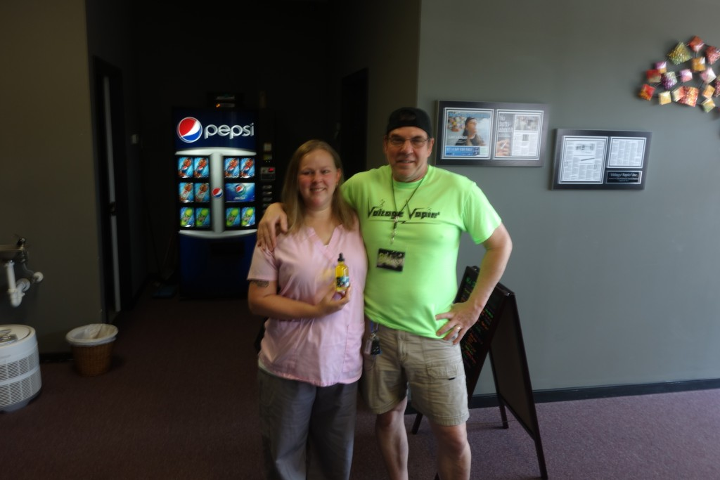 Congratulations to our 120ml Mile High Winner!!