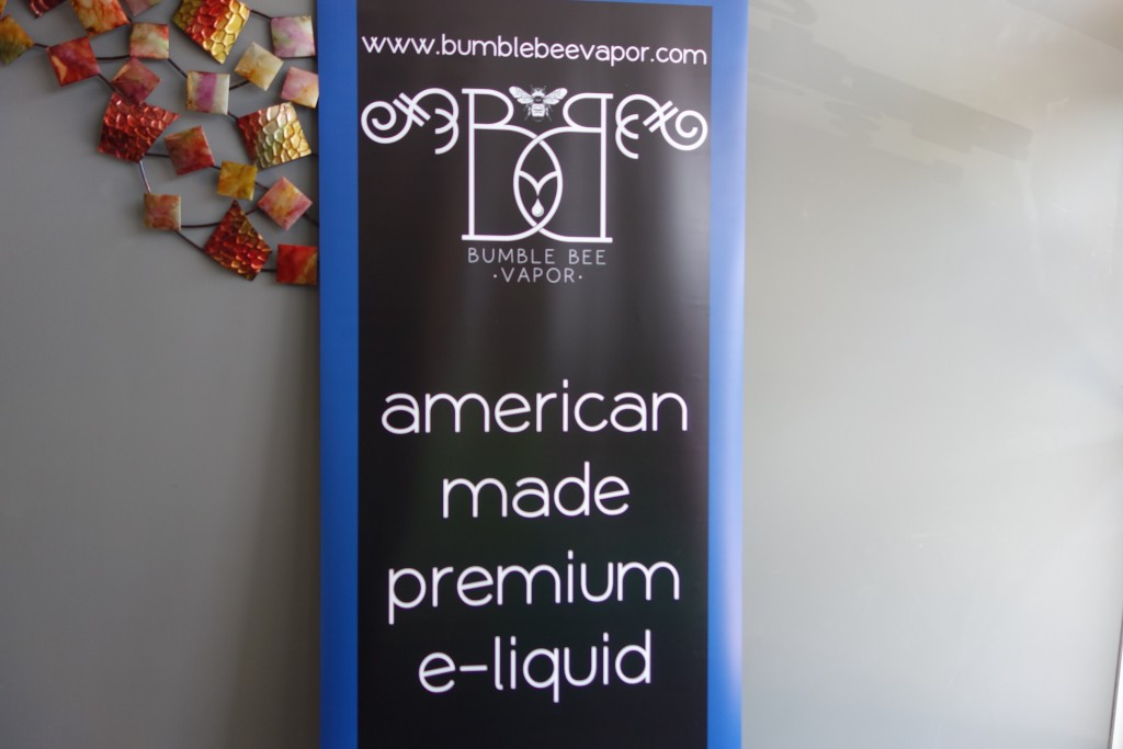 A big thank you to Bumble Bee Vapor, and everyone that came out to see us for the Bumble Bee Vapor testing at Voltage Vapin'!