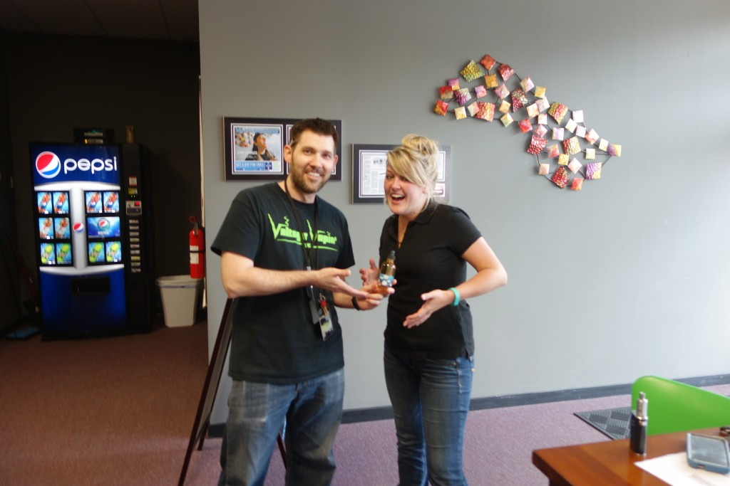Another Mile High Drip Winner @ Voltage Vapin'!