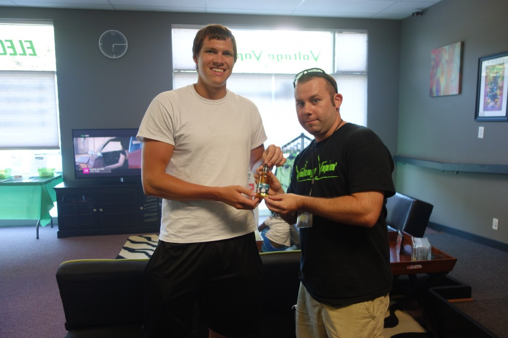 Congratulations to Another Mile High Drip Contest Winner @ Voltage Vapin'!