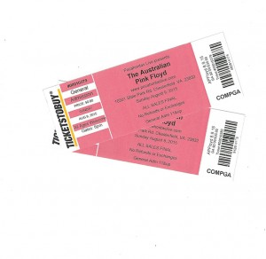 Voltage Vapin' is proud to announce our latest contest! Australian Pink Floyd Concert tickets!!