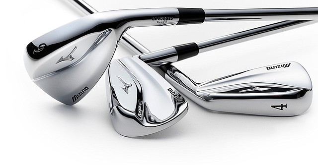 New Mizuno Iron Line including the MP-25, MP-5, and MP-15 (Sneak Peak)