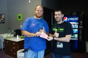 Congratulations to our winner of the Australian Pink Floyd Concert tickets!!