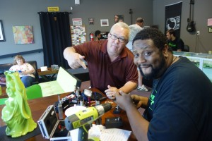 Read more about the article Thanks to our very own Kevin for teaching the Rebuild Class here @ Voltage Vapin'!