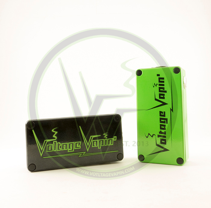 The new Voltage Vapin' T.I.D Box Mods are in stock here at Voltage Vapin'!