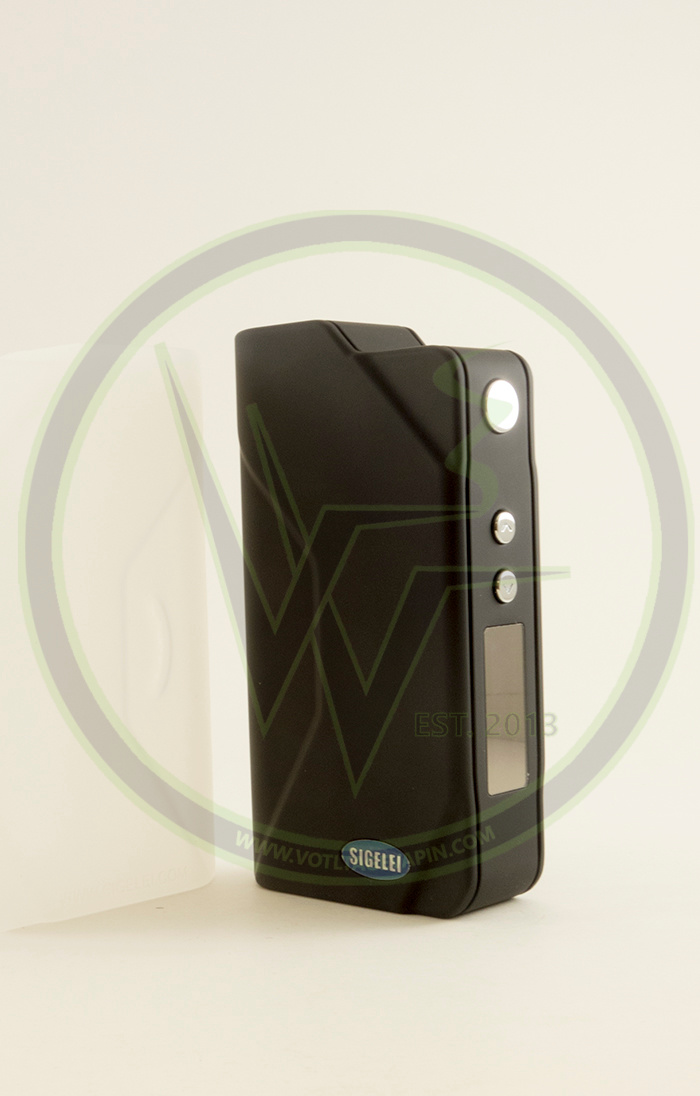 Sigelei 150w Temperature Control Box Mods are now in stock at Voltage Vapin'!