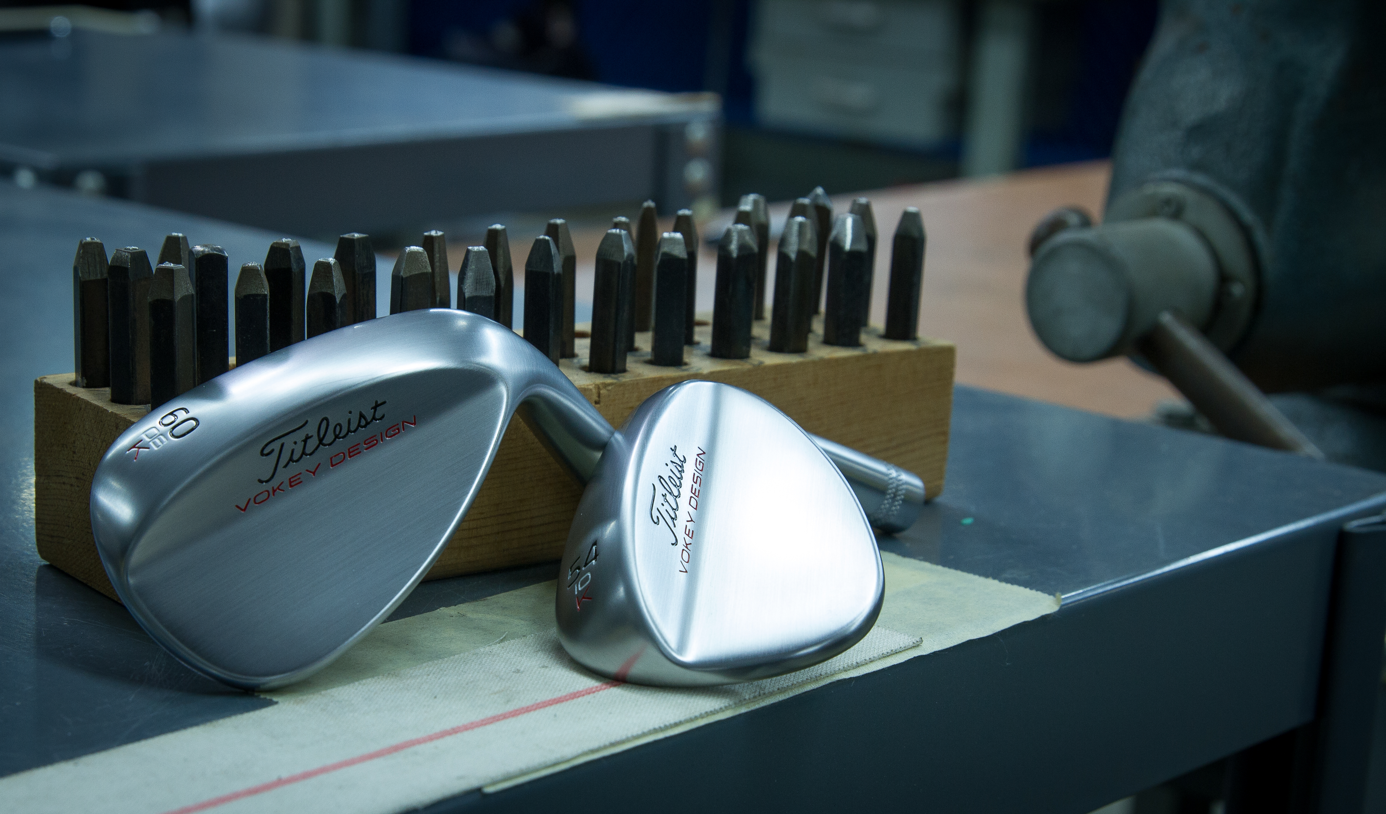 New Vokey K Grind wedge now available through custom wedgeworks