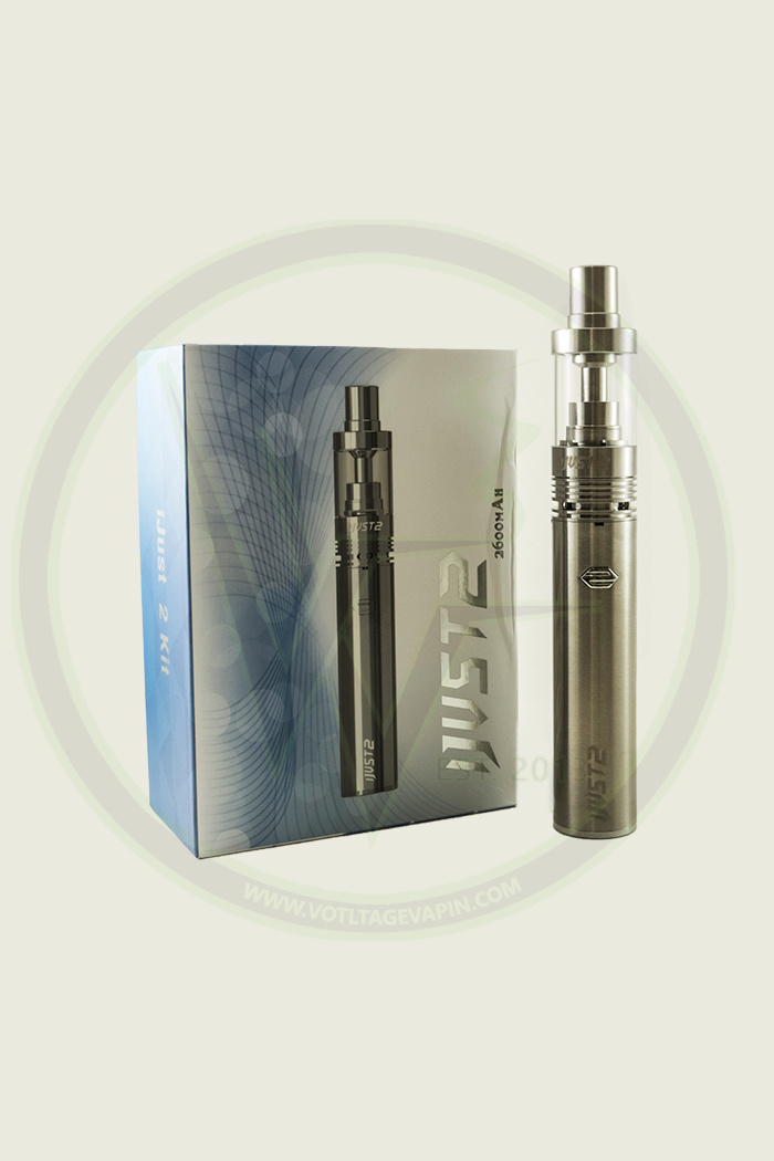 The iJust 2 Kit is back in stock here at Voltage Vapin'!