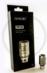 TFV4 Sub Tank Coils in Stock at Voltage Vapin'!