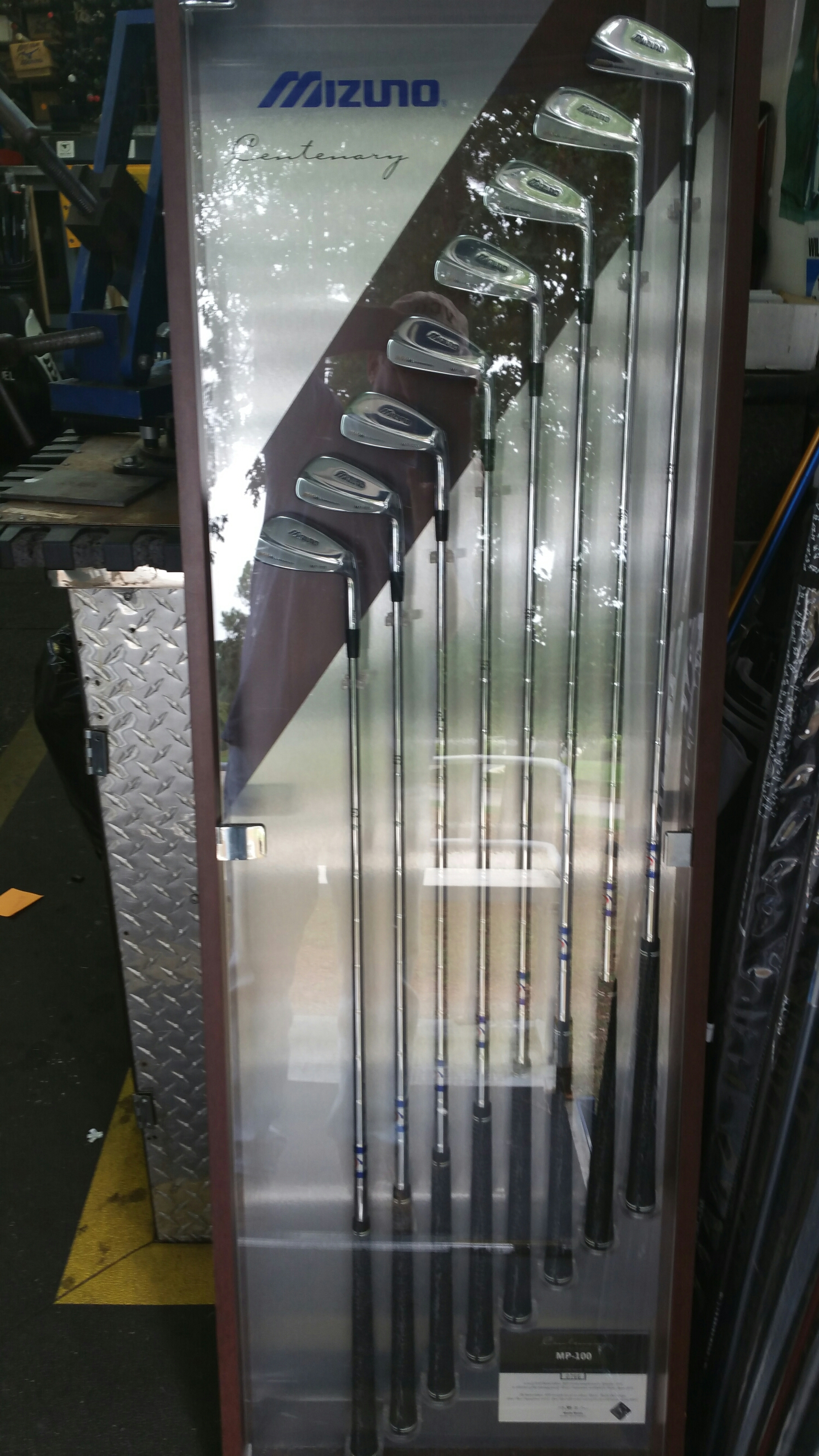 LIMITED EDITION MIZUNO MP 100 IRON SET AVAILABLE