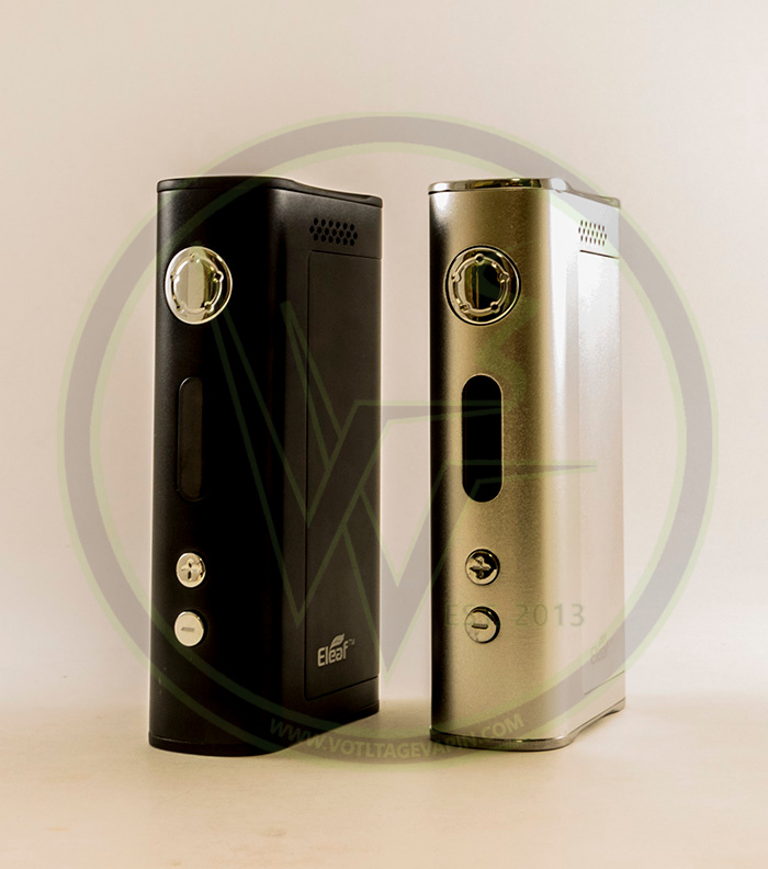 More new in stock at Voltage Vapin', the Eleaf iStick 100w Box Mods and Aspire Pegasus Charging Dock!
