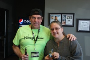 Congratulations to the winner of the 120ml of Mile High here at Voltage Vapin'!