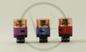 Now in stock at Voltage Vapin', the Solotech 2Puffs drip tips, and Arctic 0.2Ω coils are back in stock!