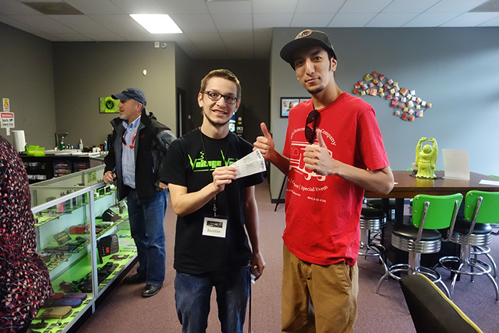 Congratulations to the winner of the Blackfoot tickets!