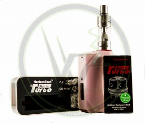 New products in stock at Voltage Vapin'! The Authentic Glacier II and Temple RDAs, as well as the Arctic Turbo tank!