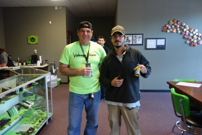 You are currently viewing Congratulations to this weeks winner of the 120ml of Mile High here at Voltage Vapin'!