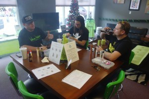 Thanks to Chris for teaching the Rebuild Class at Voltage Vapin'!