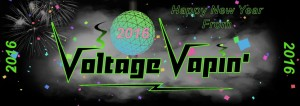 Happy New Year from Voltage Vapin!!!!