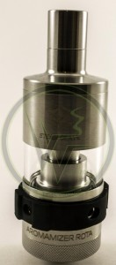 Read more about the article New In stock At Voltage Vapin' The  6ML Steam Crave Aromamizer