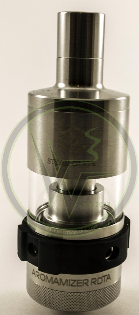 New In stock At Voltage Vapin' The  6ML Steam Crave Aromamizer