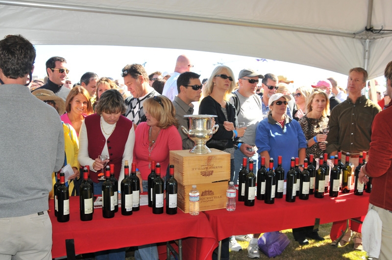 Spring Town Point Virginia Wine Festival