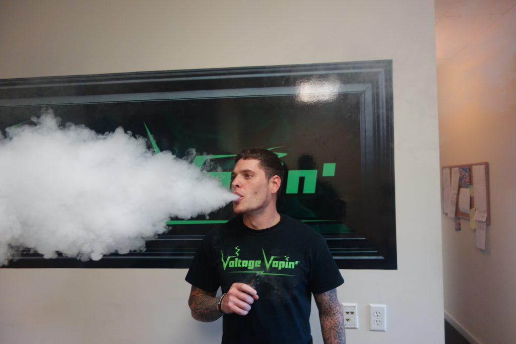 The Host of this Saturday's Rebuild Class February 25th will be our very own Chris at Voltage Vapin'!