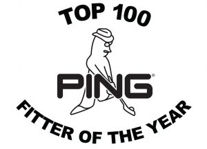 Hodson Golf named Ping Top 100 Clubfitter in U.S. for 2017