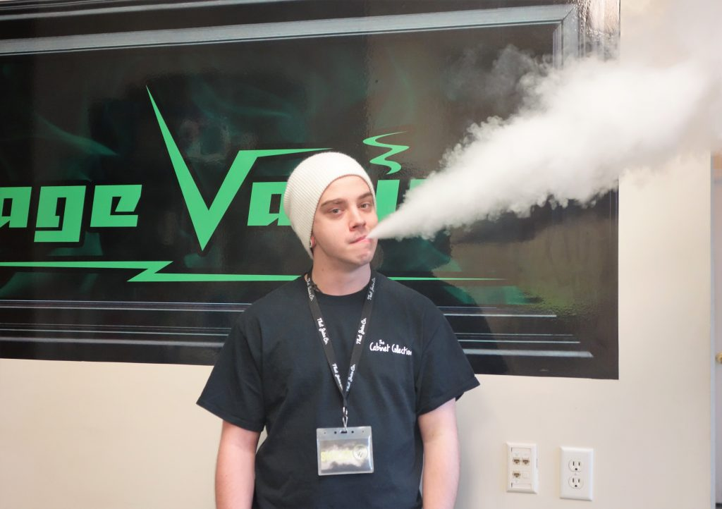 The Host of this Saturday's Rebuild Class April 15th will be our very own Skyler at Voltage Vapin'!