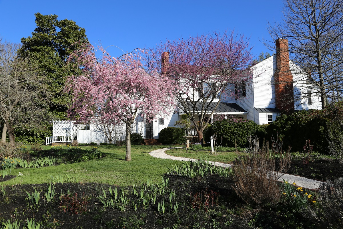 the manor house at locust thicket