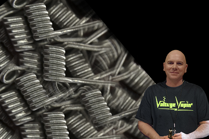 The Host of this Saturday's Rebuild Class March 25th will be Johnnie Owens at Voltage Vapin'!