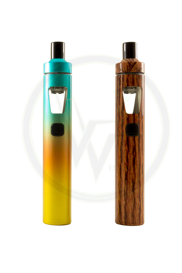 We've got two great colors of Joyetech AIO's in stock at Voltage Vapin'!