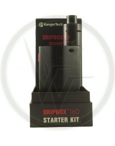 Read more about the article Drip Box 160w from Kangertech is Back in Stock at Voltage Vapin'!