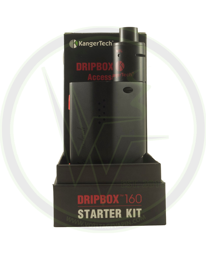 Read more about the article The Dripbox 160 is back and Naked100 now in 12mg